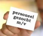 Personeel gezocht